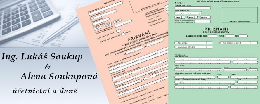 Účetnictví Soukupovi